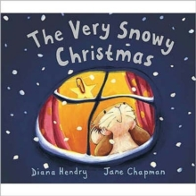 The Very Snowy Christmas, Hardback Book