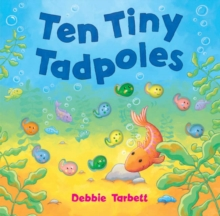 Ten Tiny Tadpoles, Novelty book