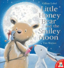 Little Honey Bear and the Smiley Moon, Paperback