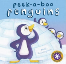 Peek-a-boo Penguins, Hardback