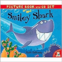 Smiley Shark, Mixed media product Book