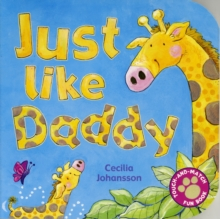 Just Like Daddy, Board book