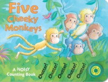 Five Cheeky Monkeys, Board book Book