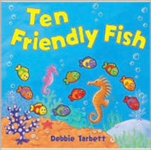 Ten Friendly Fish, Hardback