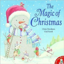 The Magic of Christmas, Paperback Book
