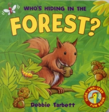 Who's Hiding in the Forest?, Board book
