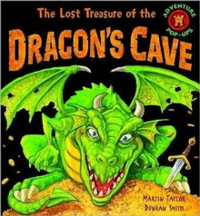 The Lost Treasure of the Dragon's Cave, Hardback