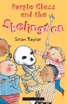 Purple Class and the Skelington, Paperback
