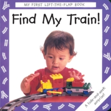 Find My Train!, Board book