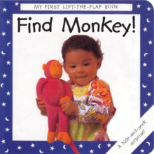 Find Monkey!, Board book Book