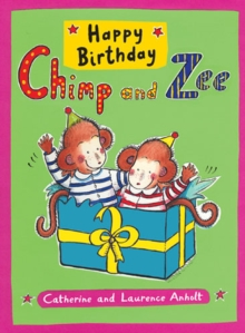 Happy Birthday Chimp and Zee, Paperback