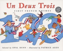 Un Deux Trois : First French Rhymes, Mixed media product