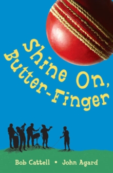 Shine on Butterfinger, Paperback Book
