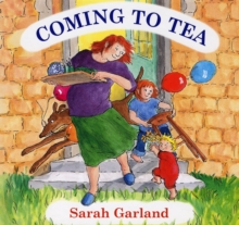 Coming to Tea, Hardback Book