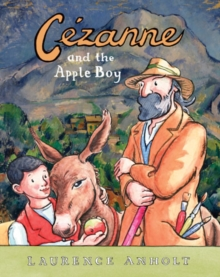 Cezanne and the Apple Boy, Hardback Book
