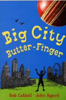 Big City Butter-finger, Paperback Book