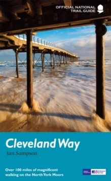 The Cleveland Way, Paperback Book