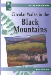 Circular Walks in the Black Mountains, Paperback