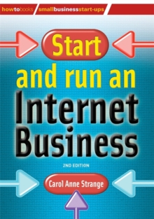 How to Start and Run an Internet Business, Paperback