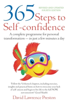 365 Steps to Self-Confidence, Paperback