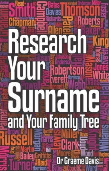 Research Your Surname and Your Family Tree, Paperback