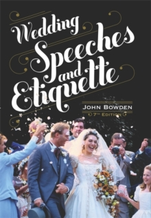 Wedding Speeches and Etiquette, Paperback Book