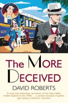 The More Deceived, Paperback Book