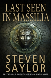 Last Seen in Massilia : Mysteries of Ancient Rome, Paperback Book