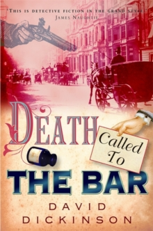 Death Called to the Bar, Paperback