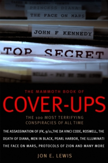 The Mammoth Book of Cover-ups, Paperback