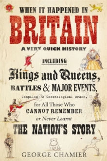 When it Happened in Britain, Hardback Book