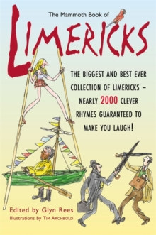 The Mammoth Book of Limericks, Paperback