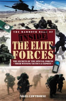 The Mammoth Book of Inside the Elite Forces, Paperback