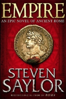Empire : An Epic Novel of Ancient Rome, Hardback Book