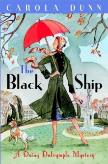 The Black Ship : A Daisy Dalrymple Murder Mystery, Paperback Book