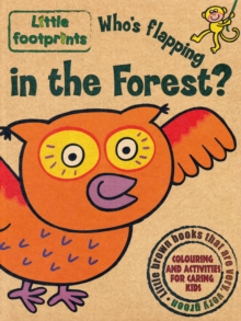 Who's Flapping in the Forest?, Paperback Book