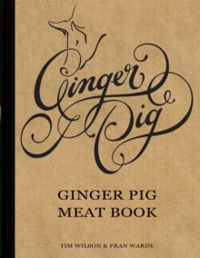 Ginger Pig Meat Book, Hardback Book
