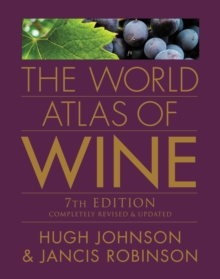 The World Atlas of Wine, Hardback