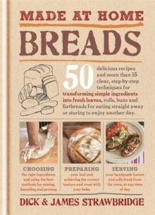 Made at Home : Breads, Hardback