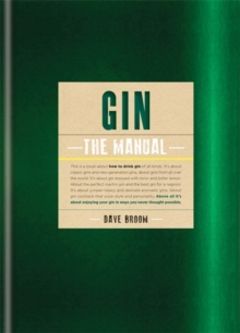 Gin: The Manual, Hardback