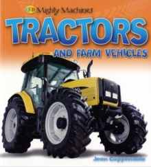 Tractors and Farm Vehicles, Paperback