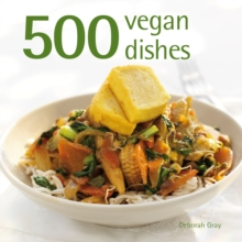 500 Vegan Dishes, Hardback