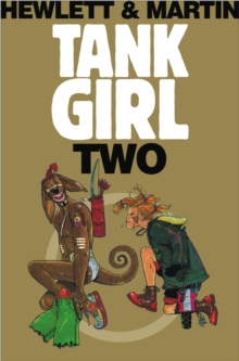 Tank Girl : Bk. 2, Paperback Book