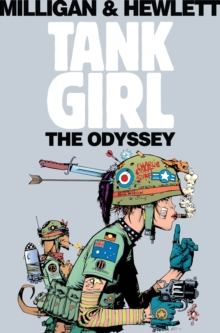 Tank Girl : Odyssey (Remastered Edition), Paperback