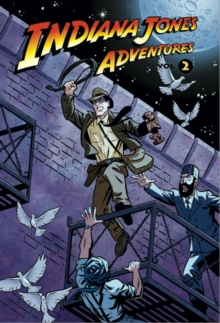 Indiana Jones Adventures : v. 2, Paperback Book