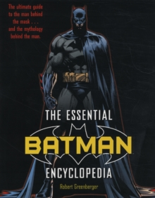The Essential Batman Encyclopedia, Paperback Book