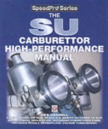 The SU Carburettor High Performance Manual, Paperback