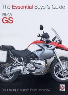 BMW GS : The Essential Buyer's Guide, Paperback
