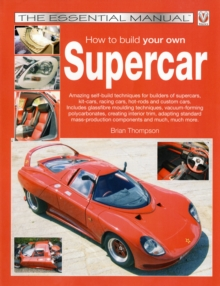 How to Build Your Own Supercar, Paperback