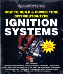 How to Build and Power Tune Distributor-type Ignition Systems, Paperback Book